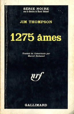 1275 âmes de Jim THOMPSON