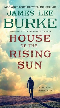 House of the rising sun James Lee Burke