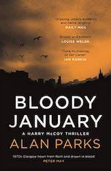 Bloody January Alan Parks