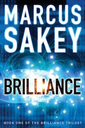 Brilliance - Marcus Sakey