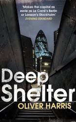 deep shelter - Oliver Harris