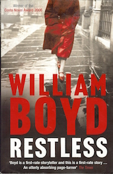 Restless- William Boyd